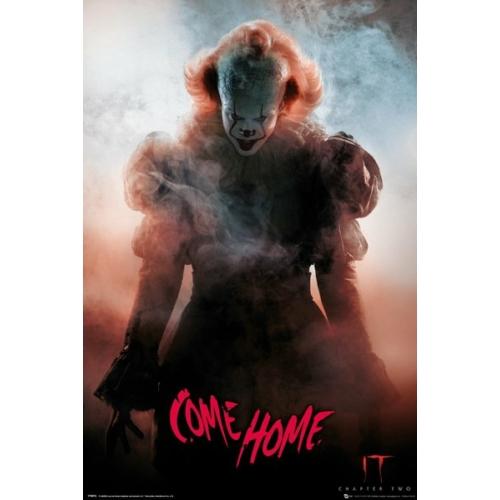 IT Chapter Two - AZ Második fejezet - Pennywise Come Home poszter FP4874