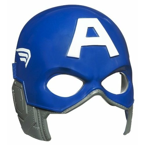 MARVEL Captain America The First Avenger - Amerika kapitány cosplay maszk