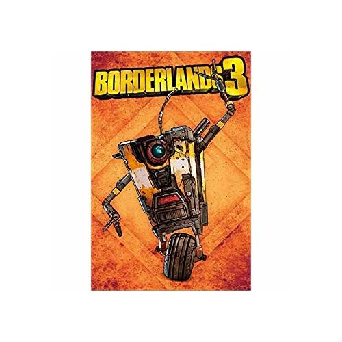 Borderlands 3 - Claptrap poszter FP4827