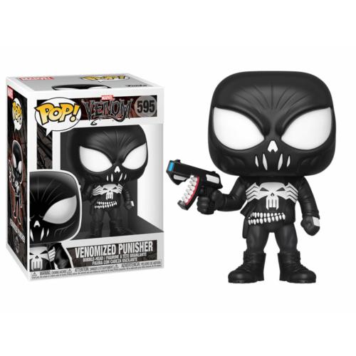 Funko Marvel Venom - Venomized Punisher POP Vinyl figura