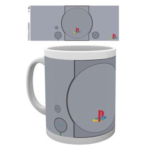 Playstation Konzol bögre