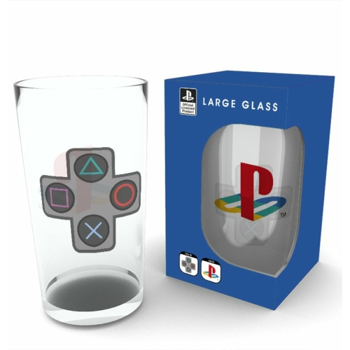 Playstation Buttons pohár 500 ml