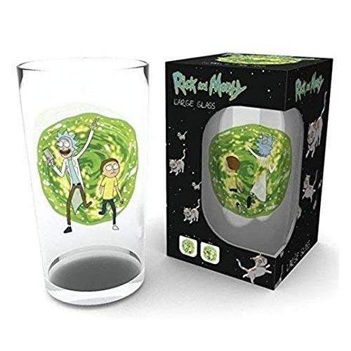 Rick and Morty Portal pohár