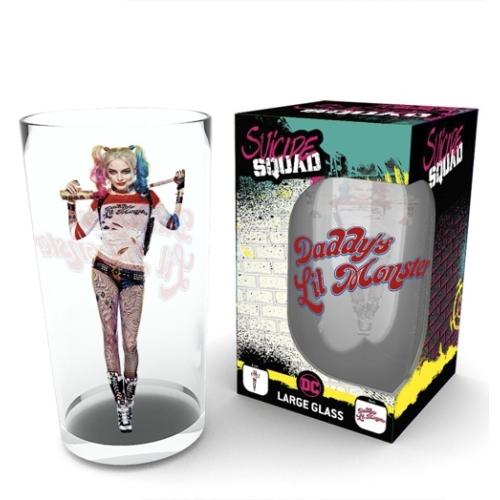 Suicide Squad - Öngyilkos Osztag - Harley Quinn pohár
