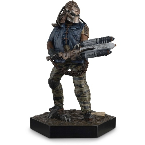 Predators - Ragadozók - Noland szobor