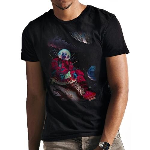 Marvel Comics - Deadpool in space póló
