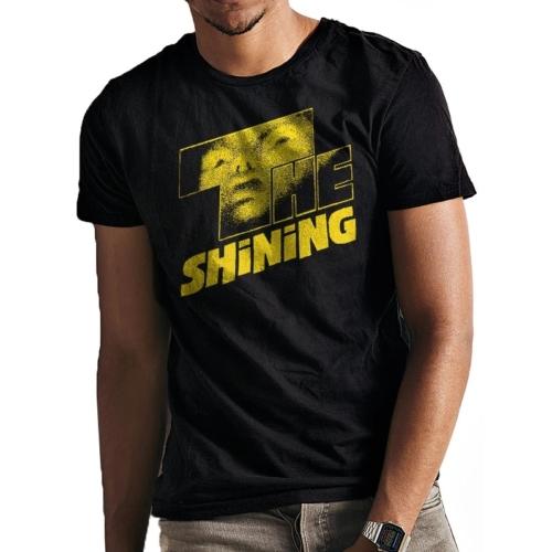 The Shining - Ragyogás logo póló