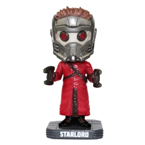 Guardians of the Galaxy - A galaxis őrzői Star-Lord Wacky Wobbler Bobble-Head bólogatós figura