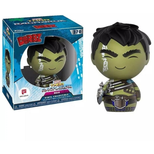 Thor Ragnarok - Hulk Dorbz figura (370)
