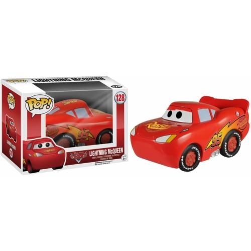 Cars Lightning McQueen - Verdák Villám McQueen Pop Vinyl figura (128)