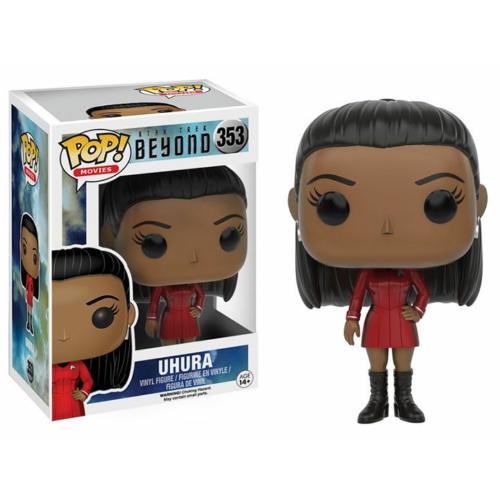 Star Trek Beyond - Uhura POP Vinyl figura