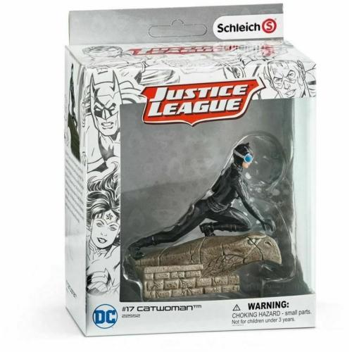 Schleich DC Comics Justice League Catwoman Igazság Ligája Macskanő figura 8 cm