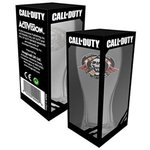 CALL OF DUTY Infinite Warfare üvegpohár 300 ml