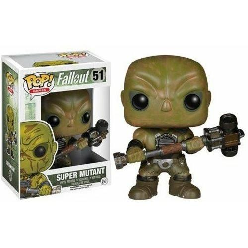 POP! Games Fallout Super Mutant POP Vinyl figura 9 cm