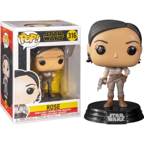Star Wars: The Rise of Skywalker Rose - Csillagok háborúja: Skywalker kora POP Vinyl figura