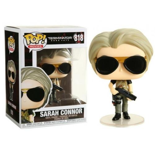 Terminator Dark Fate Sarah Connor POP Vinyl figura (818)