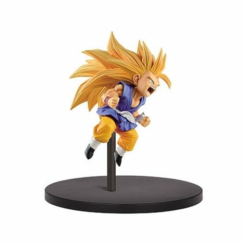 DRAGON BALL Super Son Goku Fes!! vol. 10 Super Saiyan 3 szobor