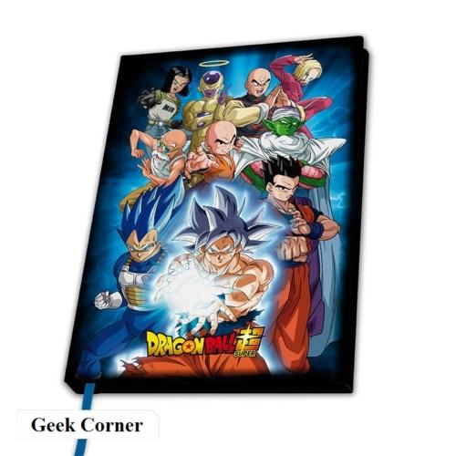 Dragon Ball Super Universe jegyzetfüzet 180 oldalas