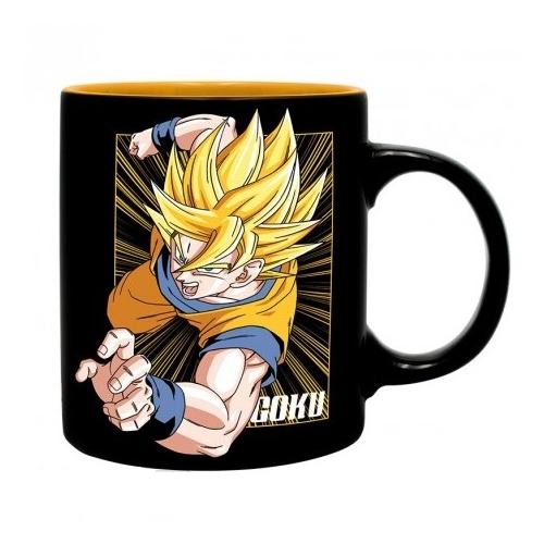 Dragon Ball Z Goku és Vegeta bögre 320 ml