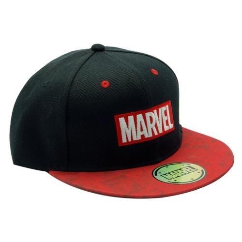 MARVEL Logo Snapback - állítható sapka