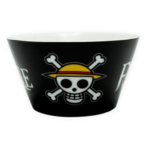 One Piece Skull kerámia müzlis tál 460 ml