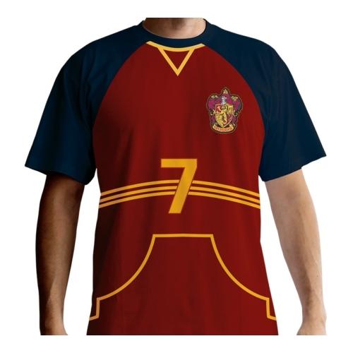 Harry Potter Quidditch - kviddics mez póló