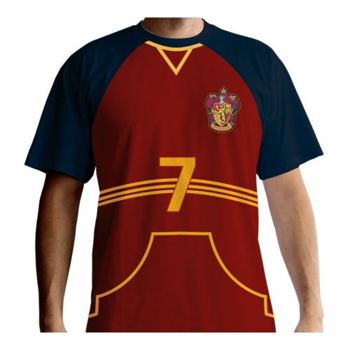 HARRY POTTER Quidditch Kviddics mez póló