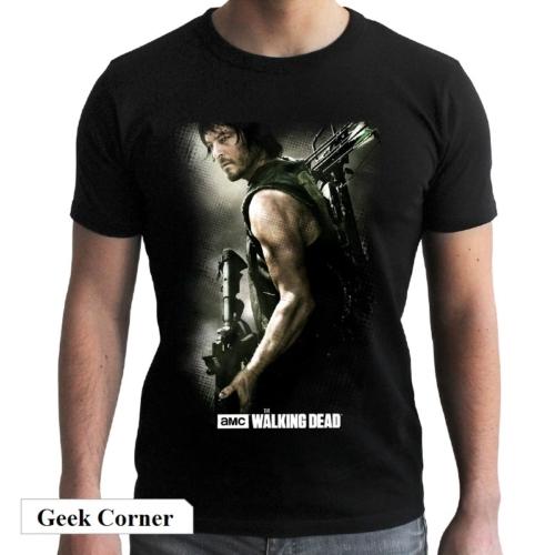 The Walking Dead Daryl Crossbow póló