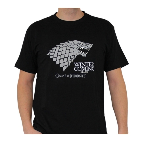 Game of Thrones Winter is Coming - Trónok harca póló