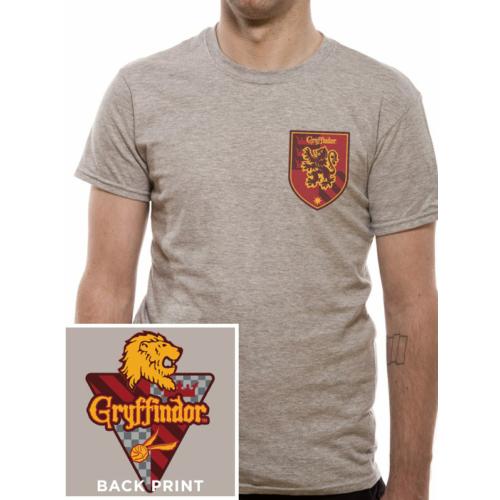 HARRY POTTER House Gryffindor Griffendél házas logo póló