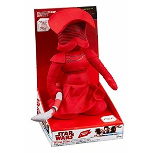 Star Wars - Csillagok Háborúja - Praetorian Guard beszélő plüssfigura