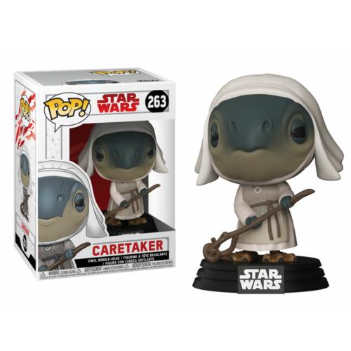 PoP! Star Wars Csillagok Háborúja Caretaker POP figura 9 cm