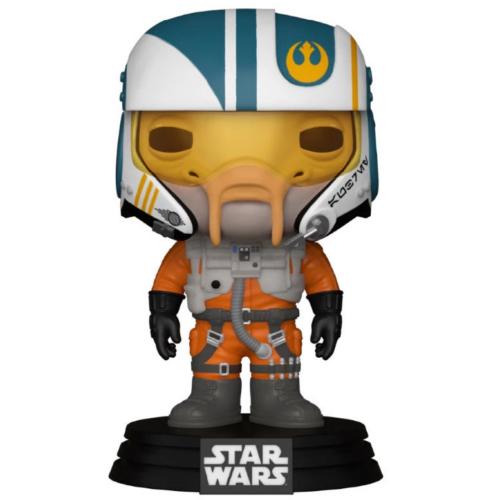 PoP! Movies Star Wars Csillagok Háborúja C'ai Threnalli POP figura 9 cm