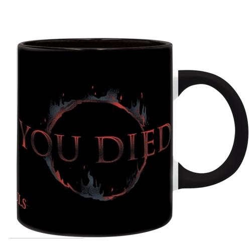 Dark Souls You Died gamer bögre 320 ml