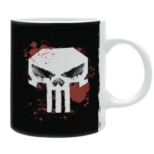 Marvel The Punisher A Megtorló bögre 320ml