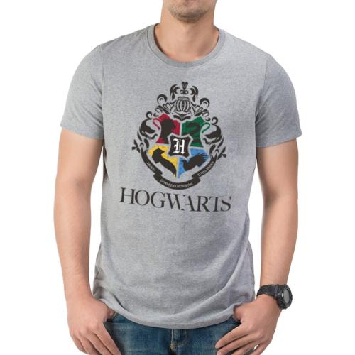 HARRY POTTER Hogwarts Modern Roxfort póló