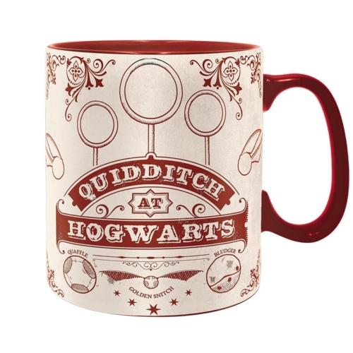 Harry Potter Quidditch Kviddics bögre 460 ml