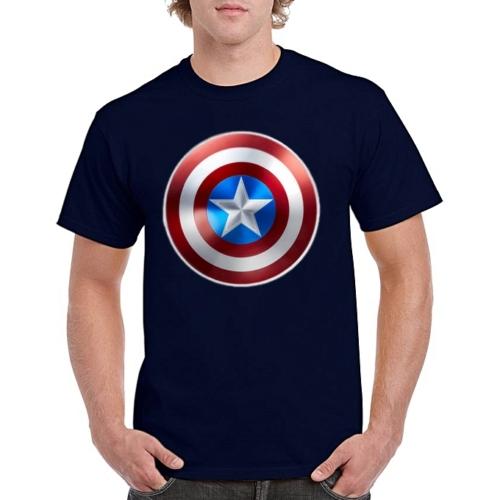 Marvel Captain America - Amerika Kapitány shield póló