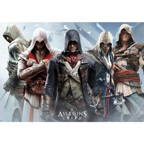ASSASSIN'S CREED Group poszter