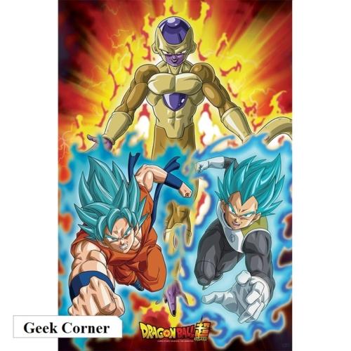 Dragon Ball Super Golden Frieza poszter