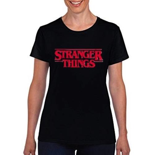 Stranger Things - Logo női póló
