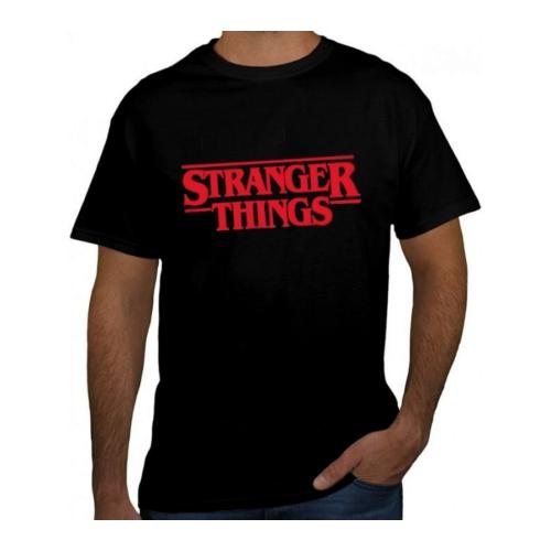 Stranger Things - Logo póló