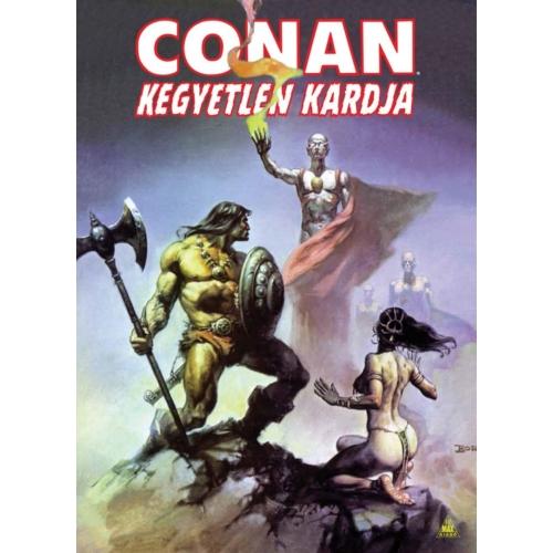 Conan kegyetlen kardja 2. keménytáblás képregény