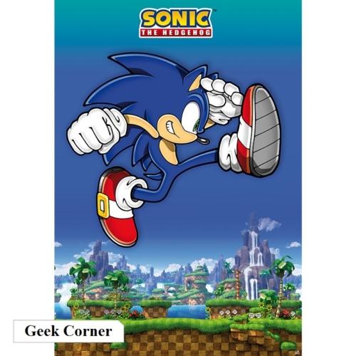 Sonic the Hedgehog Jump poszter