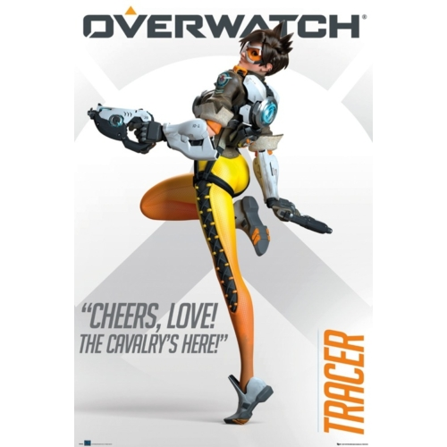 Overwatch Tracer poszter FP4598