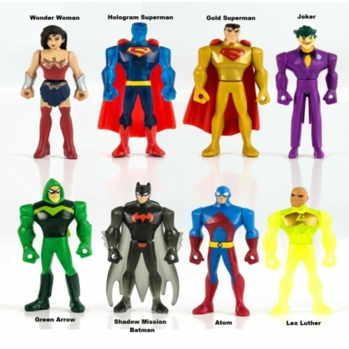 DC Comics - Justice League - Mighty Minis mystery figura