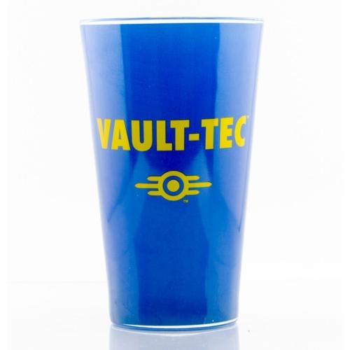 Fallout Vault 111 prémium üvegpohár 400 ml