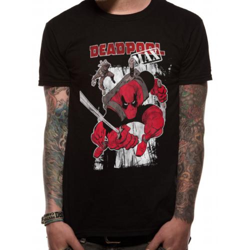 Deadpool - Max Action póló