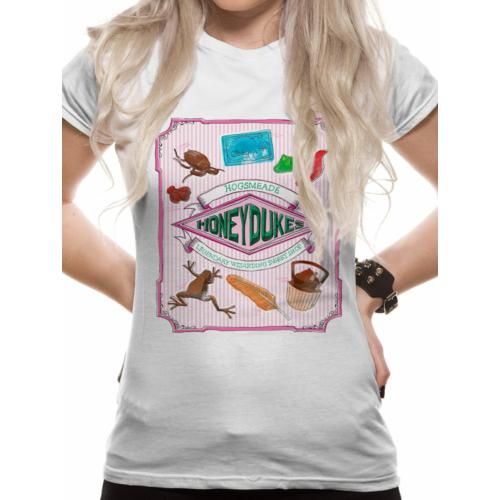 HARRY POTTER Honeydukes cukorka boltos női póló XL