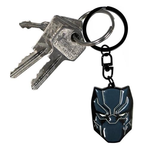 MARVEL Black Panther - Fekete Párduc fém kulcstartó